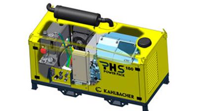 PHS hidraulični sustav