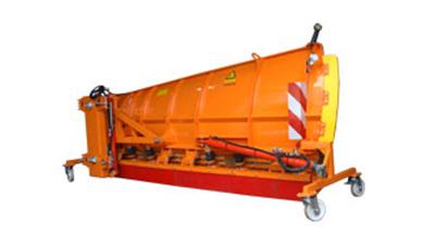 Bočni segment ralice za snijeg SP 280/SP 350