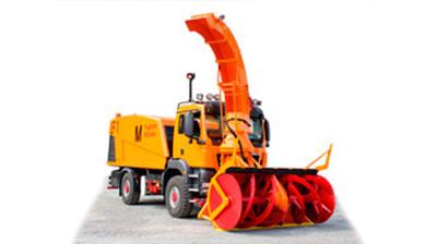 Visokobrzinska freza za snijeg  KFS 1250 M2